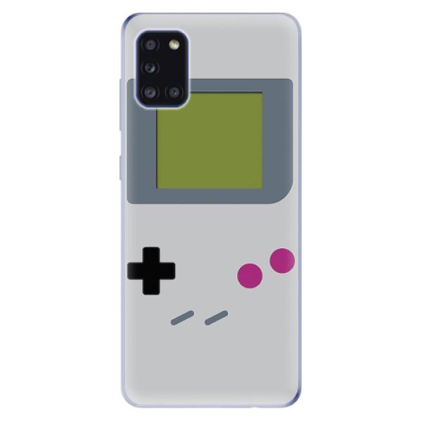 Odolné silikonové pouzdro iSaprio - The Game - Samsung Galaxy A31