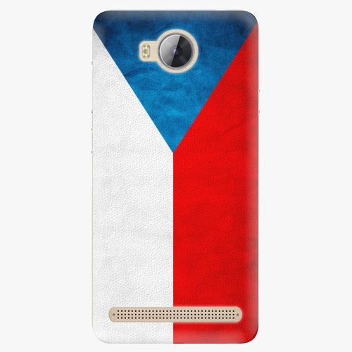 Plastový kryt iSaprio - Czech Flag - Huawei Y3 II