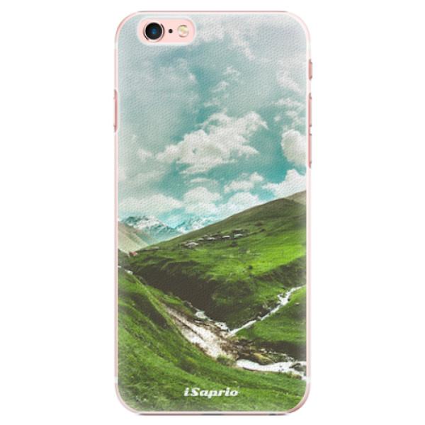 Plastové pouzdro iSaprio - Green Valley - iPhone 6 Plus/6S Plus