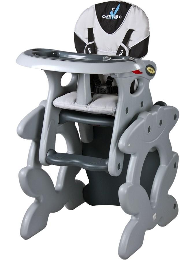 Židlička CARETERO Primus grey - šedá