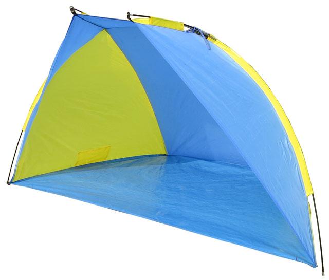 ACRA Stan plážový (plážová zástěna) ST16 žluto-modrý 220x115x120cm
