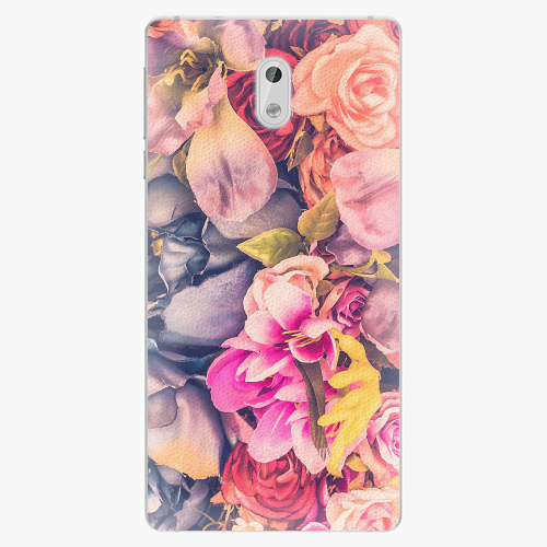 Plastový kryt iSaprio - Beauty Flowers - Nokia 3