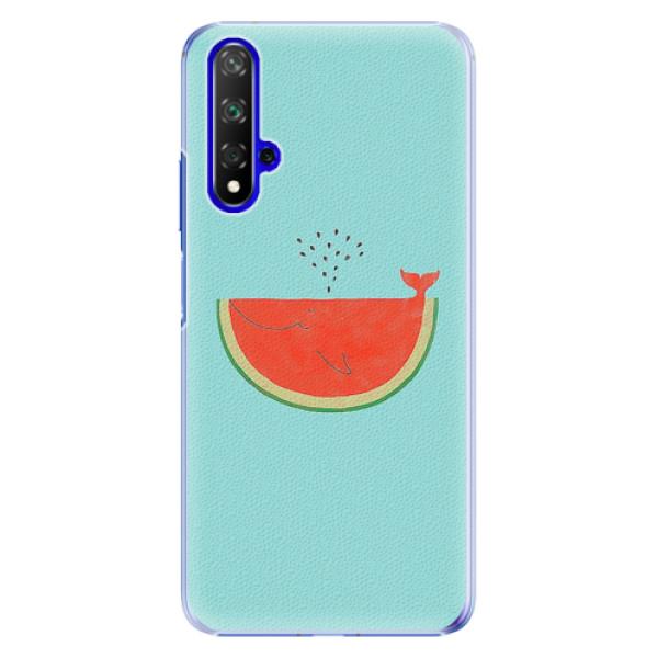 Plastové pouzdro iSaprio - Melon - Huawei Honor 20