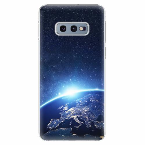 Plastový kryt iSaprio - Earth at Night - Samsung Galaxy S10e
