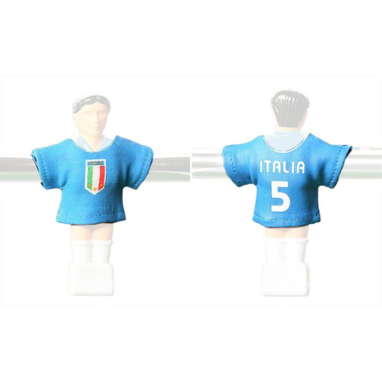 Náhradní fotbalové dresy Itálie 11 ks