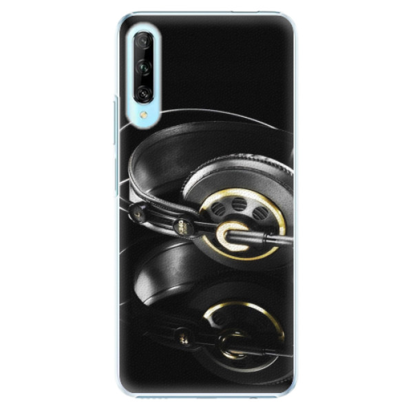 Plastové pouzdro iSaprio - Headphones 02 - Huawei P Smart Pro