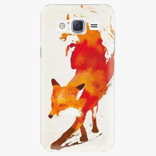 Plastový kryt iSaprio - Fast Fox - Samsung Galaxy Core Prime