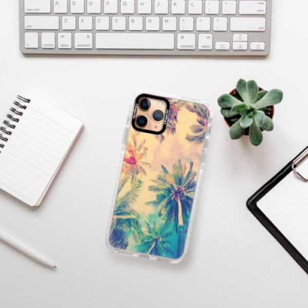 Silikonové pouzdro Bumper iSaprio - Palm Beach - iPhone 11 Pro