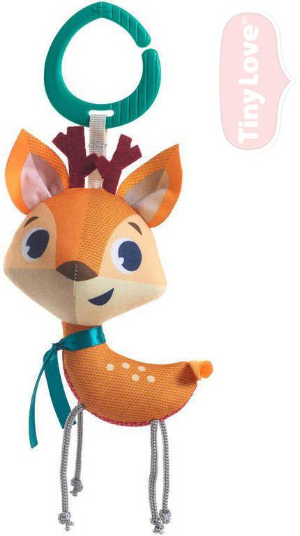 TINY LOVE Baby pískátko koloušek Florence Tiny Smarts pro miminko