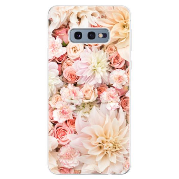 Odolné silikonové pouzdro iSaprio - Flower Pattern 06 - Samsung Galaxy S10e
