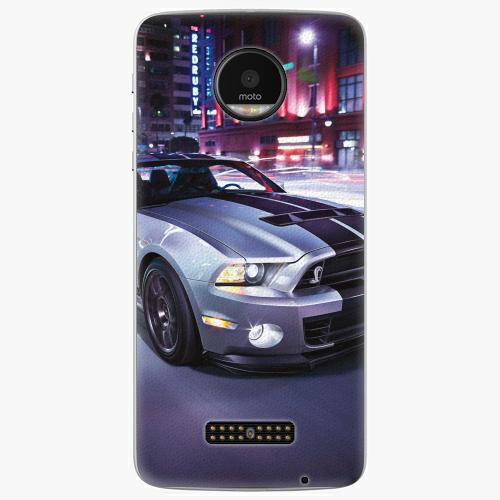 Plastový kryt iSaprio - Mustang - Lenovo Moto Z