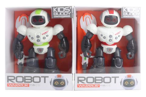 Robot na baterie