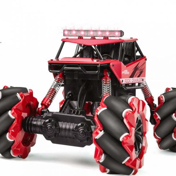 Dancer 4WD - červený