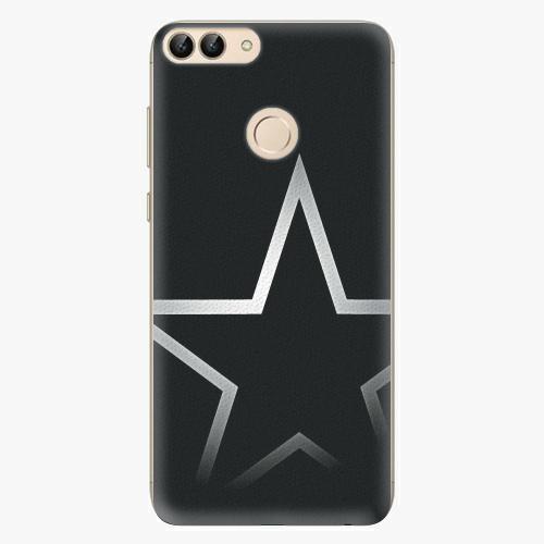 Silikonové pouzdro iSaprio - Star - Huawei P Smart