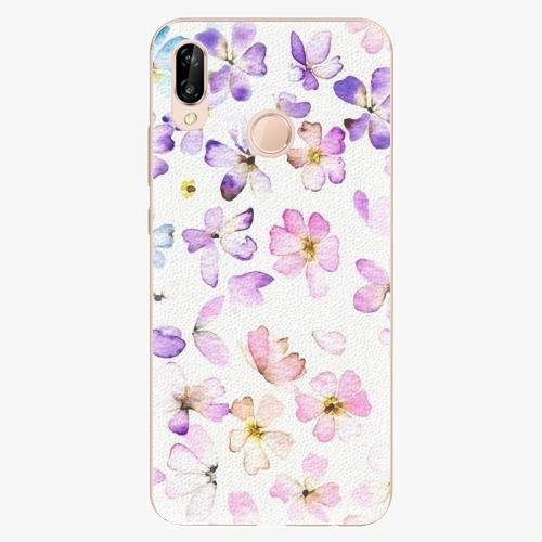 Plastový kryt iSaprio - Wildflowers - Huawei P20 Lite