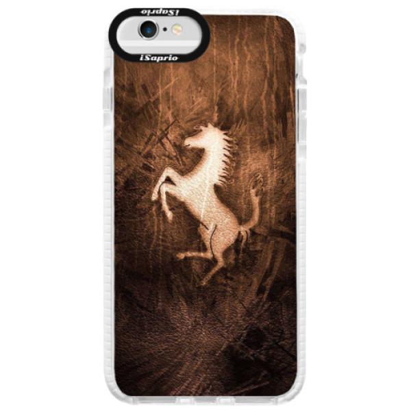 Silikonové pouzdro Bumper iSaprio - Vintage Horse - iPhone 6/6S