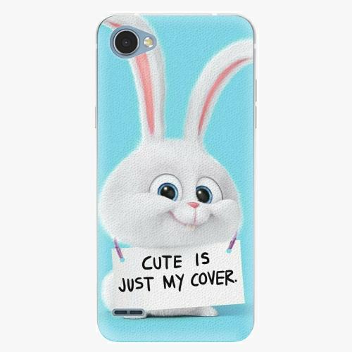 Plastový kryt iSaprio - My Cover - LG Q6