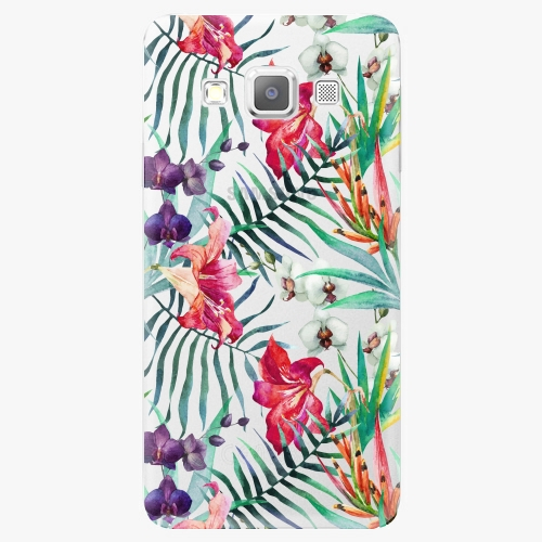 Plastový kryt iSaprio - Flower Pattern 03 - Samsung Galaxy A7