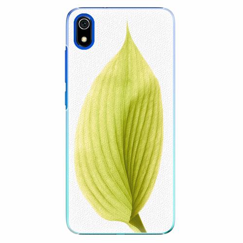 Plastový kryt iSaprio - Green Leaf - Xiaomi Redmi 7A