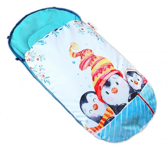 detsky-fusak-baby-nellys-winter-luxury-velvet-105-x-55-cm-kamaradi-tyrkys