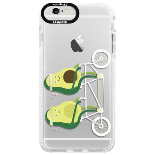 Silikonové pouzdro Bumper iSaprio - Avocado - iPhone 6/6S