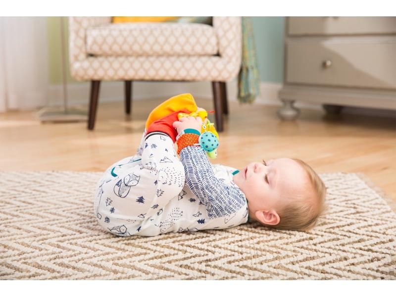Lamaze - Chrastící ponožky a náramky