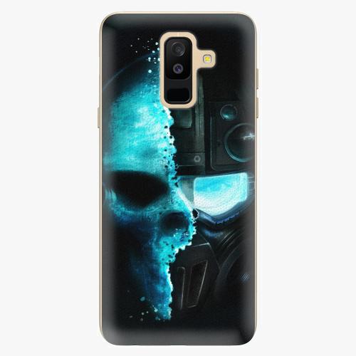 Plastový kryt iSaprio - Roboskull - Samsung Galaxy A6 Plus