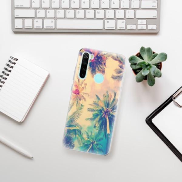 Odolné silikonové pouzdro iSaprio - Palm Beach - Xiaomi Redmi Note 8