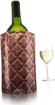 38820606 IIC chladící návlek na víno, kůže