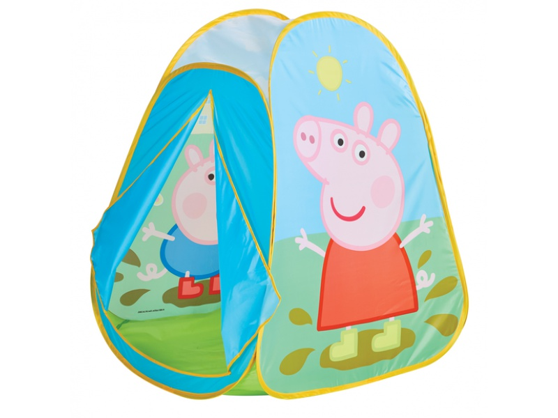 Dětský Pop Up stan na hraní Peppa Pig