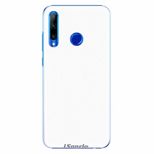 Plastový kryt iSaprio - 4Pure - bílý - Huawei Honor 20 Lite