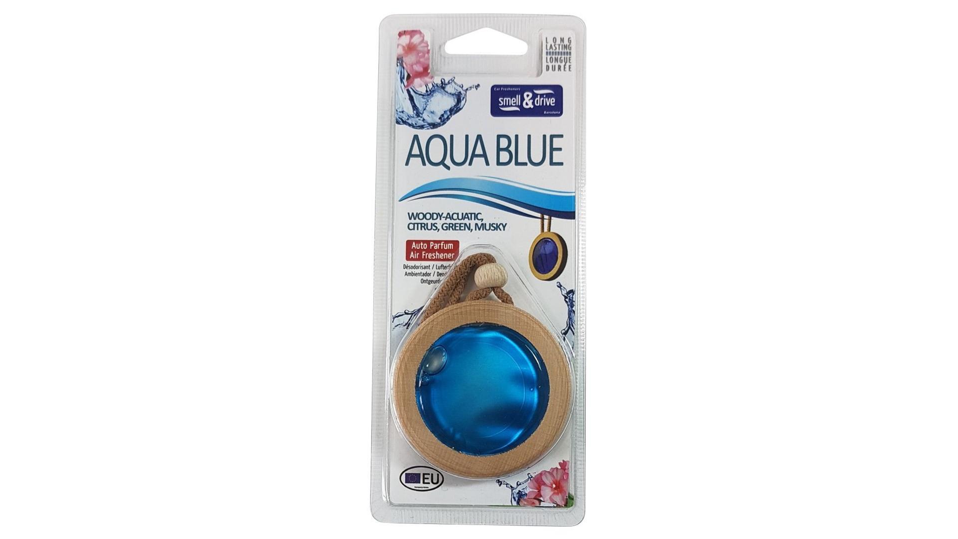 SMELL & DRIVE Membrane 6 ml aqua pacific
