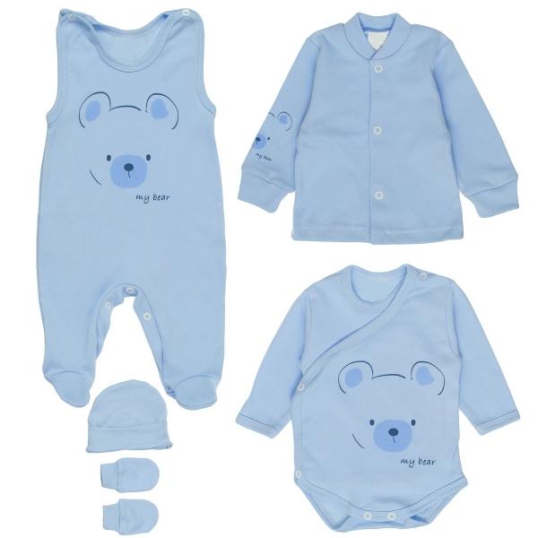 mbaby-soupravicka-do-porodnice-5d-my-bear-modra-vel-62-62-2-3m