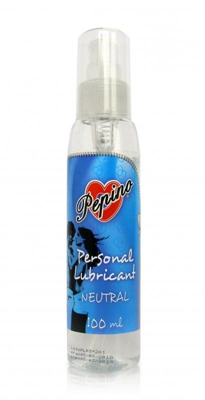 Lubrikační gel Pepino personal