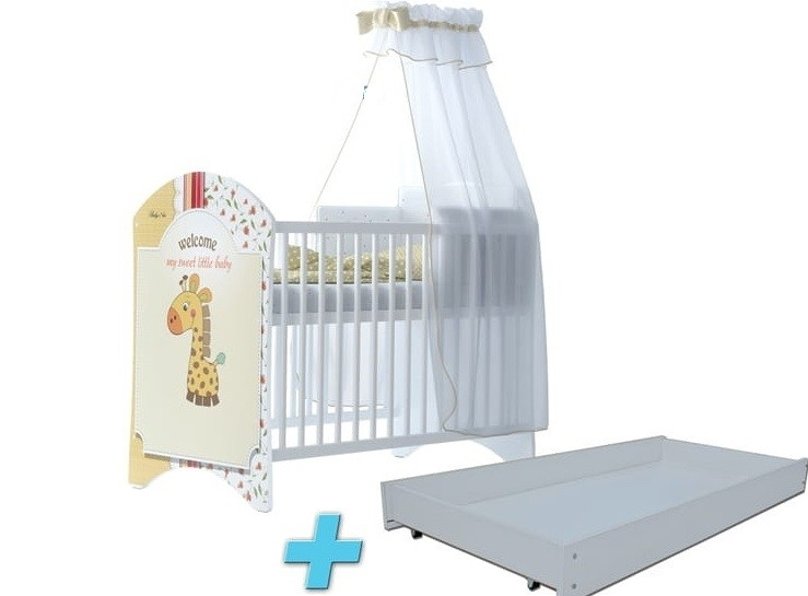 babyboo-detska-postylka-lux-s-motivem-sweet-giraffe-suplik-120-x-60-cm