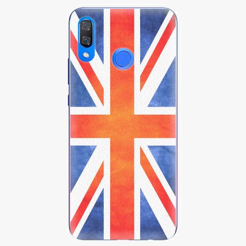 Plastový kryt iSaprio - UK Flag - Huawei Y9 2019