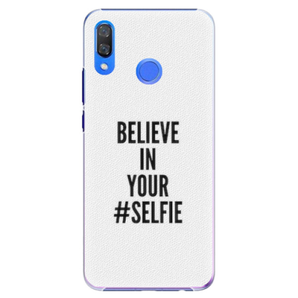 Plastové pouzdro iSaprio - Selfie - Huawei Y9 2019