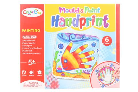 Kreativní sada - Otisk ruky