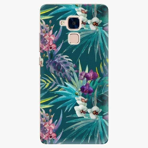 Plastový kryt iSaprio - Tropical Blue 01 - Huawei Honor 7 Lite