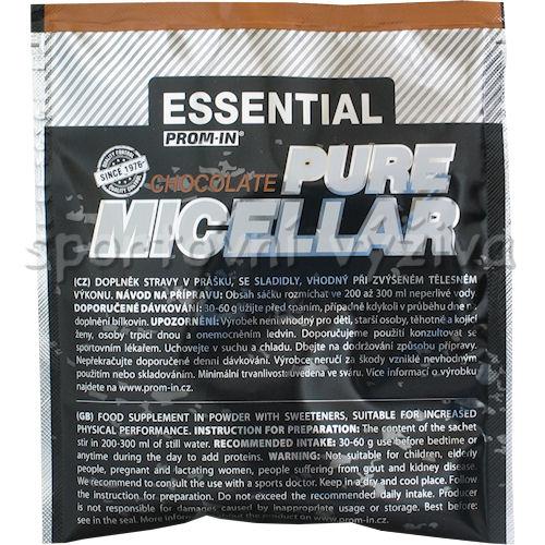 Essential Pure Micellar 30g - akce-cokolada