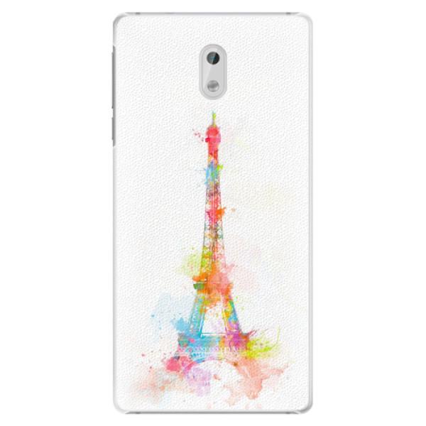 Plastové pouzdro iSaprio - Eiffel Tower - Nokia 3