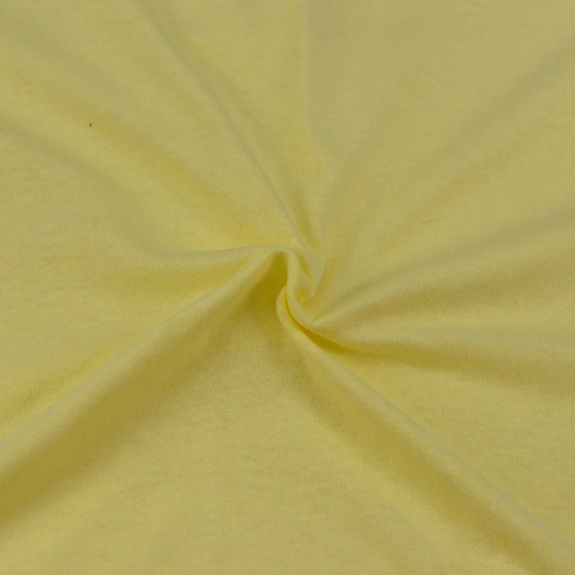 Jersey prostěradlo citrus, Výběr rozměru - 90x200cm