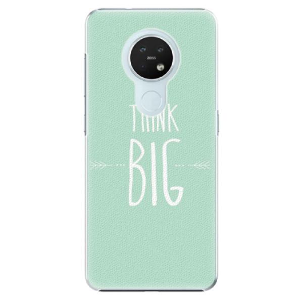 Plastové pouzdro iSaprio - Think Big - Nokia 7.2