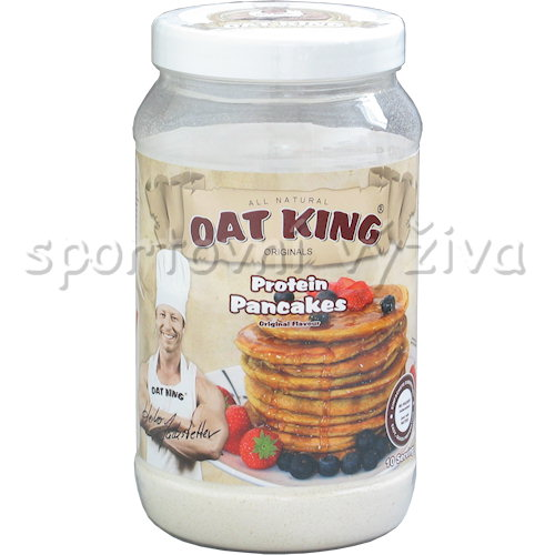 Oat king protein pancakes 500g-original-flavor