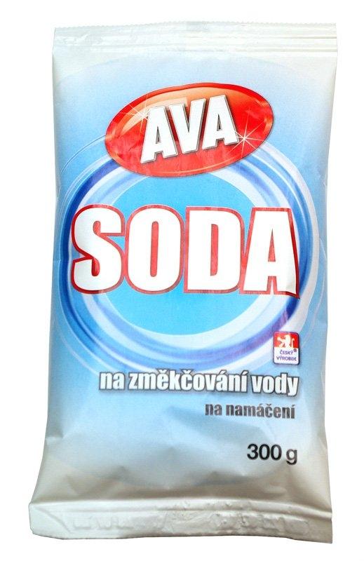 Soda na namáčení a ke změkčování vody 300 g