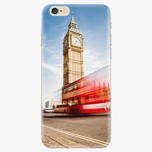 Silikonové pouzdro iSaprio - London 01 - iPhone 6/6S