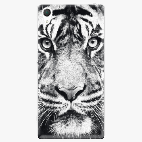 Plastový kryt iSaprio - Tiger Face - Sony Xperia Z2