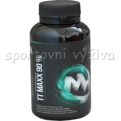 TT MAXX 90% + Piperine 90 cps + 1 ZDARMA