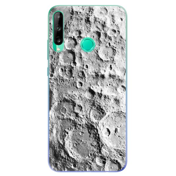 Odolné silikonové pouzdro iSaprio - Moon Surface - Huawei P40 Lite E