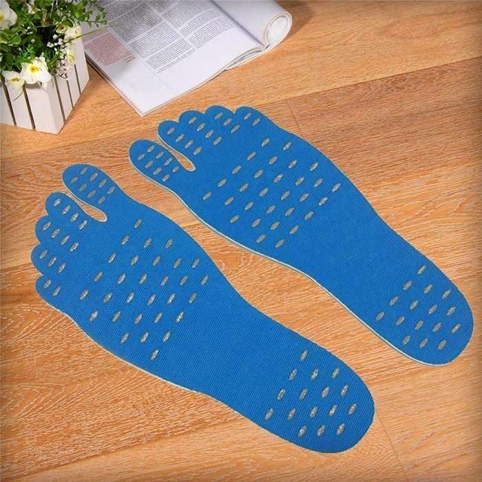 Ochranné nálepky na chodidla - L